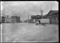 The square outside the Invercargill Railway Station, 1925 ATLIB 315033.png