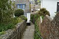 The steps down into St. Ives from the coach park - geograph.org.uk - 169610.jpg