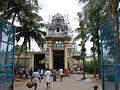 Thiruvarangam temple inner view.jpg