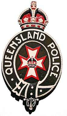History of the Queensland Police - Wikipedia