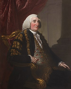 David Martin (artist) - Thomas Hay 9th Earl of Kinnoull