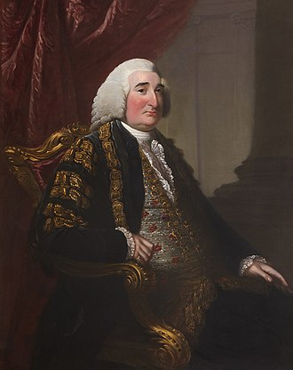 David Martin (artist) - Thomas Hay 9th Earl of Kinnoull