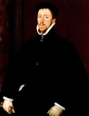 Casket letters - In 1571, the Duke of Norfolk was accused of trying to cover up the letters.