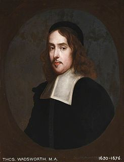 Thomas Wadsworth English nonconformist minister and religious writer