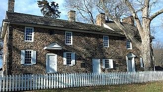 Thompson-Neely House - Thompson-Neely House in January