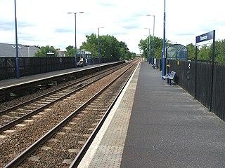 Thurnscoe railway station