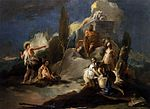 Tiepolo, Giovanni Battista - Apollo and Marsyas - 1720-22.JPG