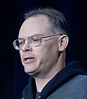 Tim Sweeney at GDC 2016 (25730674112) (cropped).jpg