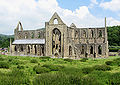 Tintern abbey in south wales from main road arp.jpg