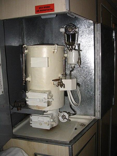 http://upload.wikimedia.org/wikipedia/commons/thumb/3/31/Titan_train_water_heater.JPG/450px-Titan_train_water_heater.JPG
