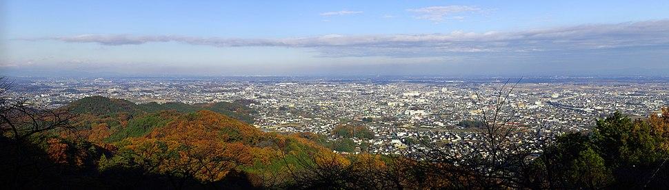 Tochigi-panorama