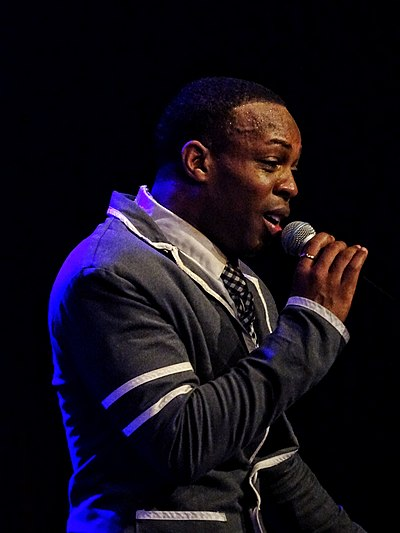 Picture of a band or musician: Todrick Hall