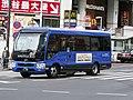 Tokyu Bus A6810 Tokyu Department Store Shuttle Liesse II XZB70.jpg
