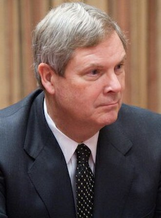 2004 United States gubernatorial elections - Image: Tom Vilsack Change Gov Press (cropped)