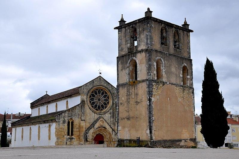 File:Tomar - Igreja de Santa Maria do Olival.jpg