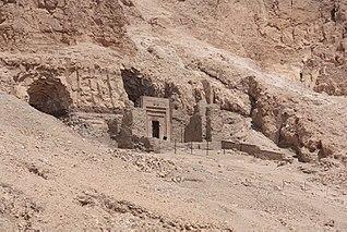Hypogeum Underground temple or tomb