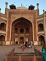 Tomb of Mughal emperor Humayun-Delhi.jpg