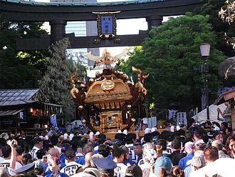 Tomioka Hachiman Shrine - Fukagawa Matsuri