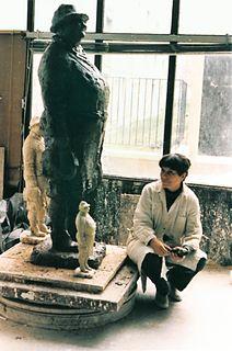 Tone Thiis Schjetne Norwegian sculptor