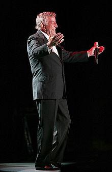 Tony Bennett at the Chumash Casino Resort, Santa Ynez, California, 2005