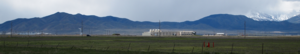 Tooele Army Depot - Panorama of the depot