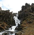 Top and Middle Tier of Ogwen Falls - geograph.org.uk - 239310.jpg