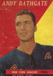 Andy Bathgate Canadian ice hockey player