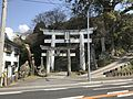 Toriis of Eso Hachiman Shrine.jpg