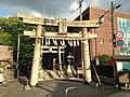 Toriis of Kasuga Shrine in Yahatanishi, Kitakyushu, Fukuoka.JPG
