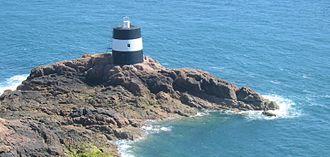 Coastal fortifications of Jersey - La Tour de Vinde, Saint Brélade, Jersey
