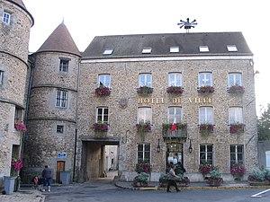 Tournan-en-Brie - The town hall of Tournan-en-Brie