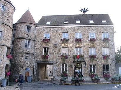 Comment aller à Tournan-En-Brie en transport en commun - A propos de cet endroit