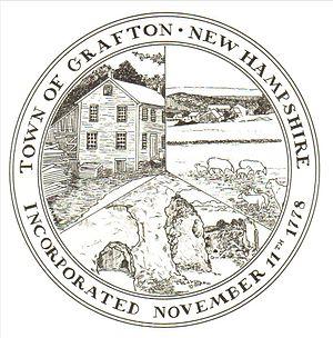 Grafton, New Hampshire - Grafton Center c. 1909