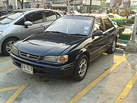 toyota corolla ascent hatchback 1998