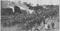 Train wreck at Hammond Circus Train Wreck, at Hammond, Indiana June 22, 1918.png