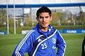 Trainingseinheit auf Schalke – Carlos Zambrano.jpg