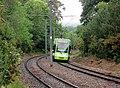 Tramlink tram no 2538 at Addington Hills.jpg