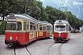 Trams d'Innsbruck, ligne 1 en 1977.jpg