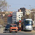 Tramvaj v Praze (Libeňský most) 6699.jpg