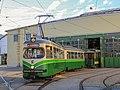 Tramway Museum Graz TW 267 in der Steyrergasse.jpg