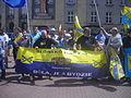 Transparent Slunsko Nacyjo, VIII Marsz Autonomii.JPG