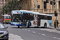 Transport NSW liveried (2601 ST), operated by Sydney Buses, Bustech VST bodied Scania K280UB on Loftus Street in Circular Quay.jpg