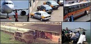 Transport in Ghana