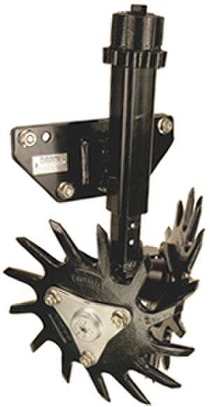Dawn Equipment Company - Image: Trashwheels wiki