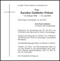 Traueranzeige Karoline Goldhofer-Prützel.png
