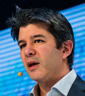 Travis Kalanick - Kalanick at DLD in March 2015