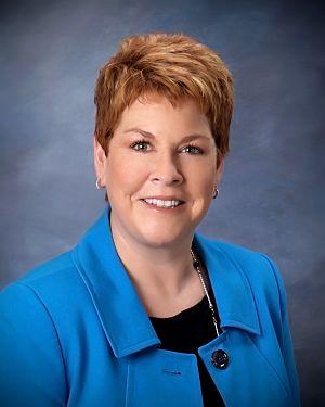 Kelly Schmidt - Image: Treasurer Schmidt Headshot blue 2016