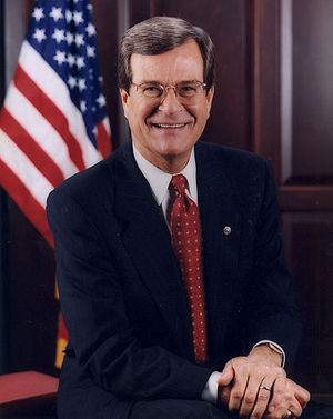 United States Senate elections, 1998 - Image: Trent Lott official portrait