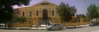 Batna, Algeria - Image: Tribunal de Batna