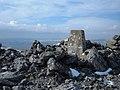 Trig Pillar, Warrendale Knotts - geograph.org.uk - 137870.jpg